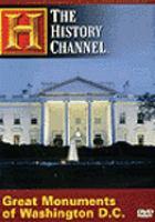 Great monuments of Washington D.C.
