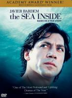 The sea inside  = Mar adentro