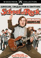 The school of rock Paramount Pictures presents ; a Scott Rudin production ; a Richard Linklater film ; produced in association with MFP Munich Partners, New Century GmbH  Co., SOR Productions KG ; produced by Scott Rudin ; written by Mike White ; directed by Richard Linklater.