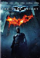 The Dark knight Warner Bros. Pictures ; Legendary Pictures ; DC Comics ; Syncopy ; produced by Christopher Nolan, Charles Roven, Emma Thomas ; story by Christopher Nolan  David S. Goyer ; screenplay by Jonathan Nolan and Christopher Nolan ; directed by Christopher Nolan.
