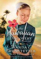The Hawaiian discovery : sequel to the hawaiian quilt