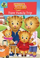 Daniel Tiger's neighborhood. Tiger family trip