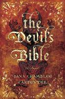 The devil's bible : a novel
