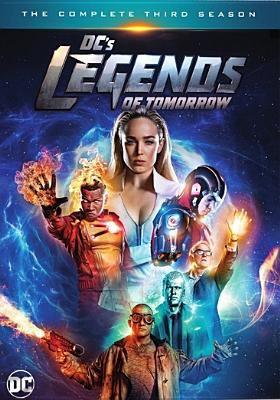 Dc's Legends of Tomorrow Season 3 (DVD)
