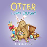 Cover image for Otter loves Easter!