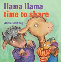 Cover image for Llama Llama time to share