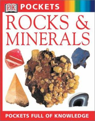 Cover image for Rocks & minerals