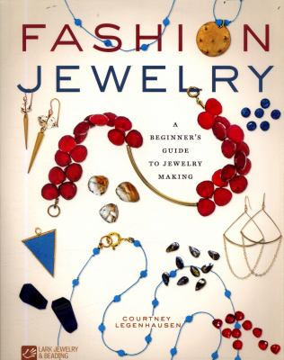 Cover image for Fashion jewelry : a beginner's guide to jewelry making