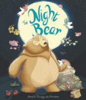Cover image for The night bear