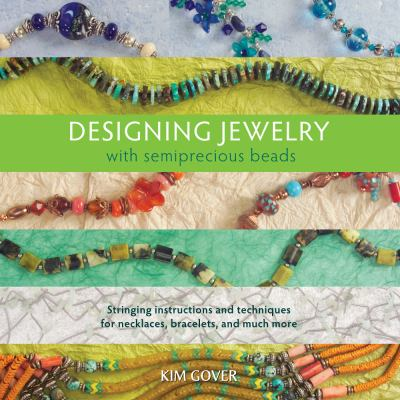 Cover image for Designing jewelry with semiprecious beads