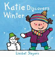 Cover image for Katie discovers winter