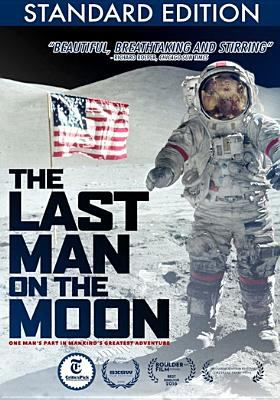 Cover image for The last man on the moon