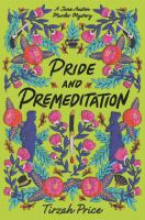 Cover image for Pride and premeditation
