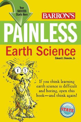 Cover image for Painless earth science