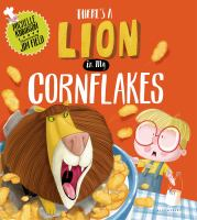 Cover image for There's a lion in my cornflakes