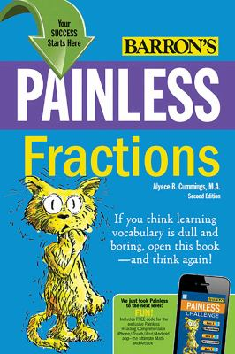Cover image for Painless fractions