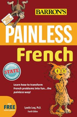 Cover image for Barron's painless French