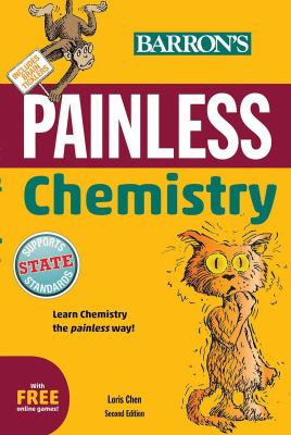 Cover image for Barron's painless chemistry