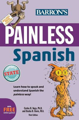 Cover image for Painless Spanish