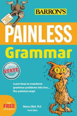 Cover image for Barron's painless grammar