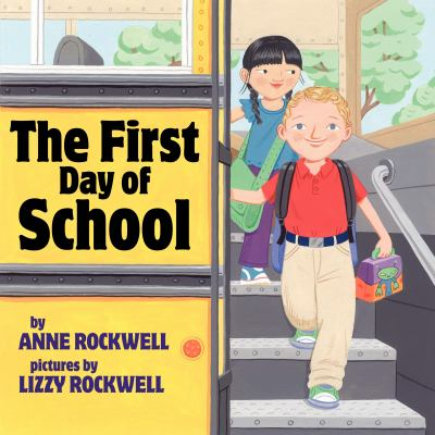 Cover image for First day of school