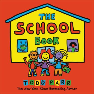 Cover image for The school book