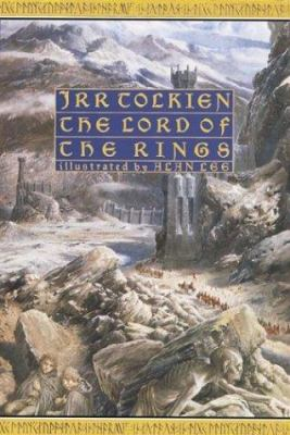 Cover of The Lord of the Rings by J.R.R. Tolkien