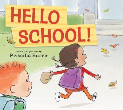 Cover image for Hello school!