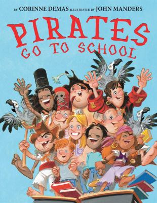 Cover image for Pirates go to school