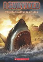 Cover image for The shark attacks of 1916