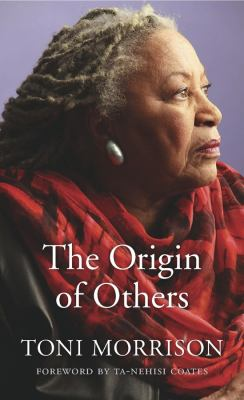 Cover image for The origin of others