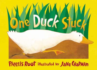 Cover of One Duck Stuck by Phyllis Root