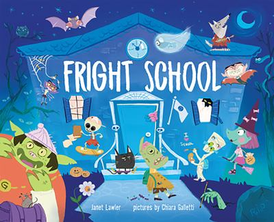 Cover image for Fright School