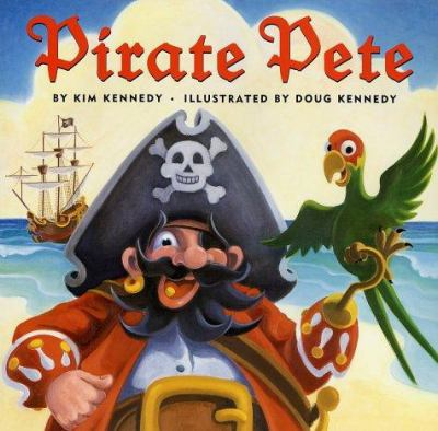 Cover image for Pirate Pete