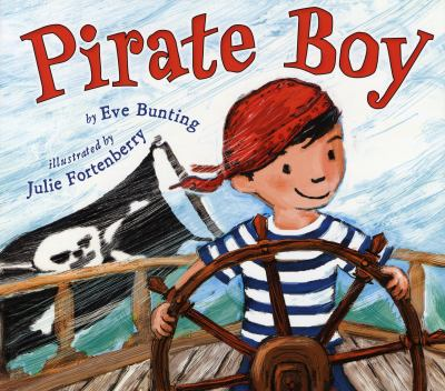 Cover image for Pirate boy