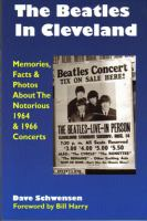 cover of The Beatles in Cleveland by Dave Schwensen