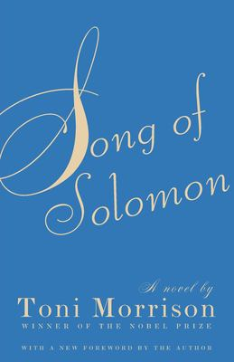 Cover image for Song of Solomon