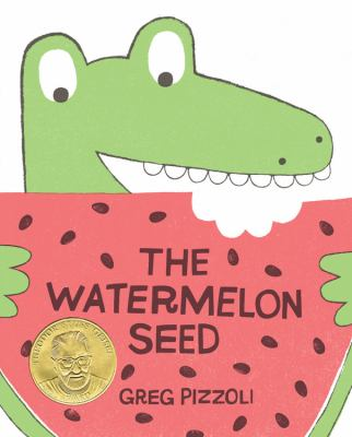 Cover image for The watermelon seed