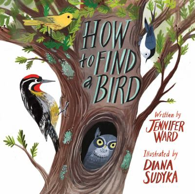 Cover image for How to find a bird