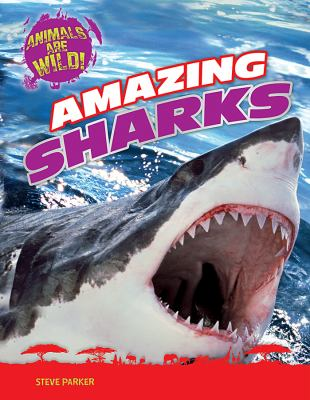 Cover image for Amazing sharks