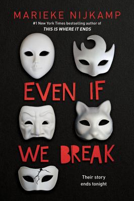 Cover image for Even if we break