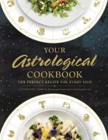 cover of Your Astrological Cookbook by Catherine Urban