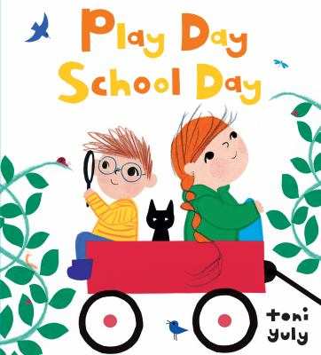 Cover image for Play day school day