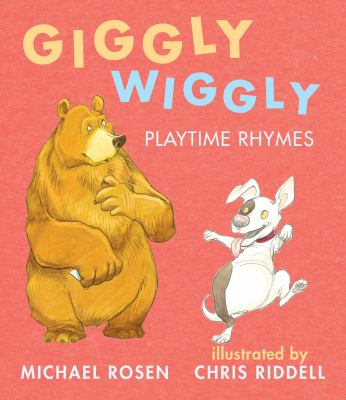 Cover image for Giggly wiggly : playtime rhymes
