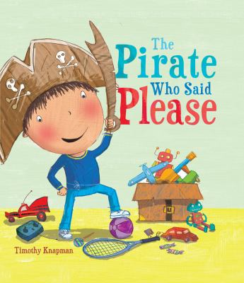 Cover image for The pirate who said please