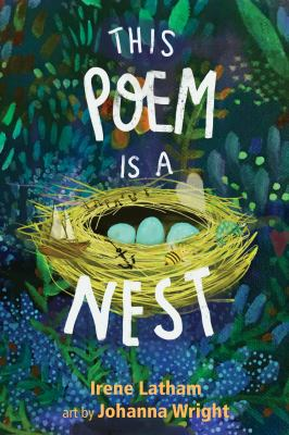 Cover image for This poem is a nest