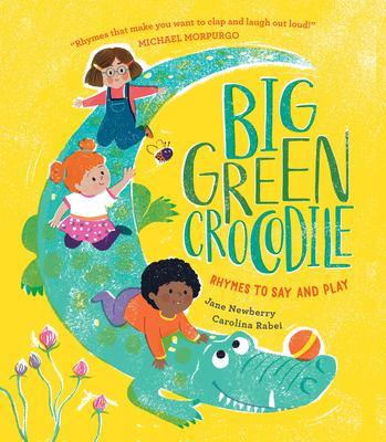 Cover image for Big green crocodile