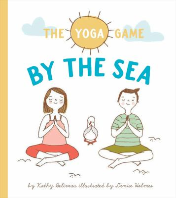 Cover image for The yoga game by the sea