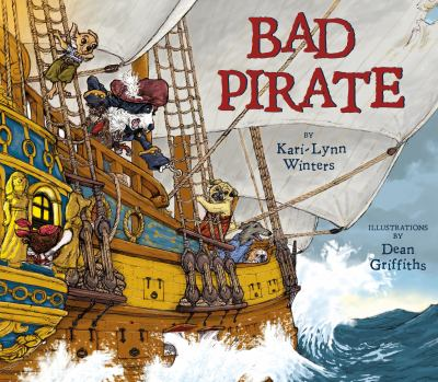 Cover image for Bad pirate
