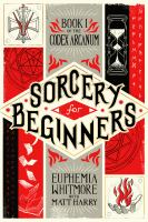 Cover of Sorcery for Beginners